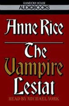 The Vampire Lestat, Anne Rice