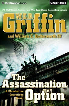 The Assassination Option, W.E.B. Griffin