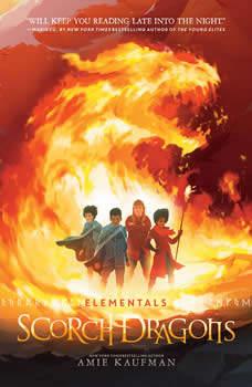 Elementals: Scorch Dragons, Amie Kaufman