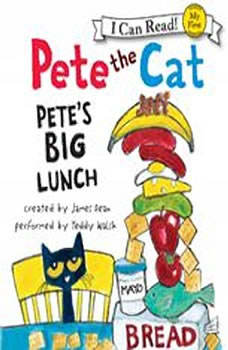 Pete the Cat: Pete's Big Lunch, James Dean