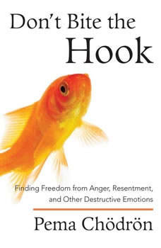 Don't Bite the Hook: Finding Freedom from Anger, Resentment, and Other Destructive Emotions, Pema Chodron