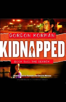 Kidnapped #2: The Search (Library Only), Gordon Korman