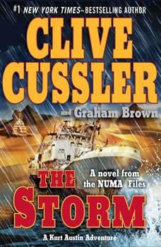 The Storm, Clive Cussler
