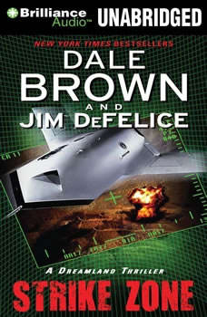 Strike Zone: A Dreamland Thriller, Dale Brown
