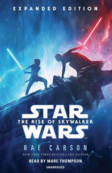 The Rise of Skywalker: Expanded Edition (Star Wars), Rae Carson