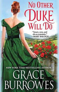 No Other Duke Will Do, Grace Burrowes