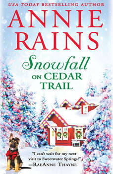 Snowfall on Cedar Trail, Annie Rains