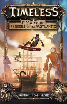 Timeless: Diego and the Rangers of the Vastlantic, Armand Baltazar