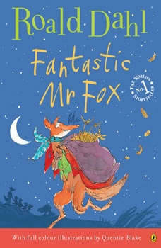 Fantastic Mr. Fox and Other Animal Stories: Includes Esio Trot, The Enormous Crocodile & The Giraffe and the Pelly and Me, Roald Dahl