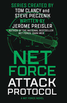 Net Force: Attack Protocol, Jerome Preisler