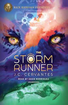 The Storm Runner, J. C. Cervantes