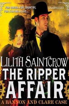 The Ripper Affair, Lilith Saintcrow