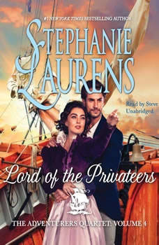 Lord of the Privateers, Stephanie Laurens