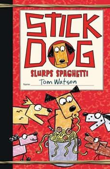 Stick Dog Slurps Spaghetti, Tom Watson