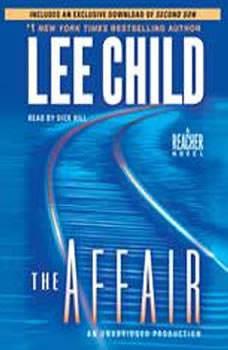 The Affair: A Jack Reacher Novel, Lee Child