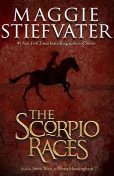 The Scorpio Races, Maggie Stiefvater