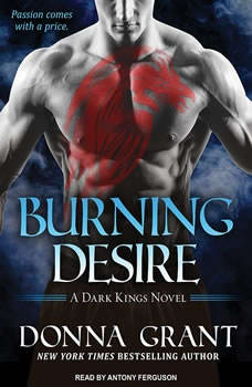Burning Desire, Donna Grant