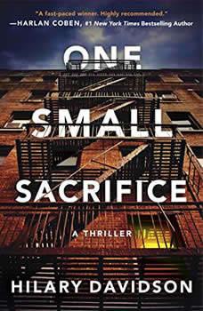 One Small Sacrifice, Hilary Davidson
