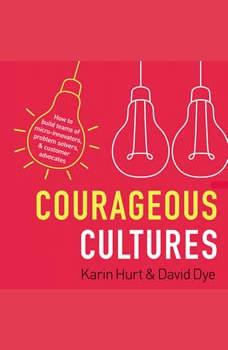 Courageous Cultures, Karin Hurt