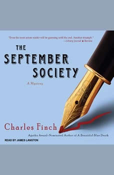 The September Society, Charles Finch