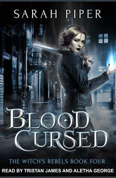 Blood Cursed: A Reverse Harem Paranormal Romance, Sarah Piper