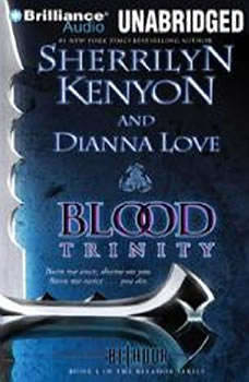 Blood Trinity, Sherrilyn Kenyon