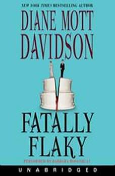 Fatally Flaky, Diane Mott Davidson