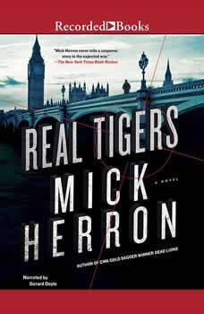 Real Tigers, Mick Herron