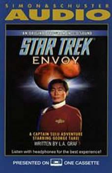 Star Trek: Envoy: A Captain Sulu Adventure, L.A. Graf