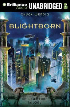 Blightborn, Chuck Wendig