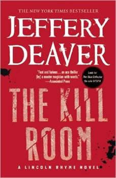 The Kill Room, Jeffery Deaver