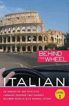 Behind the Wheel - Italian 1, Behind the Wheel