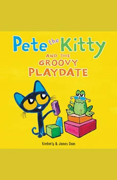 Pete the Kitty and the Groovy Playdate, James Dean