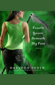 Fourth Grave Beneath My Feet, Darynda Jones