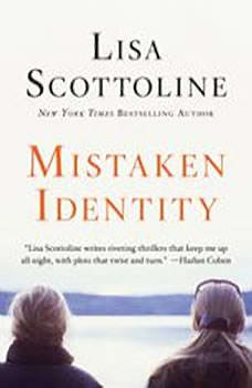 Mistaken Identity Low Price, Lisa Scottoline