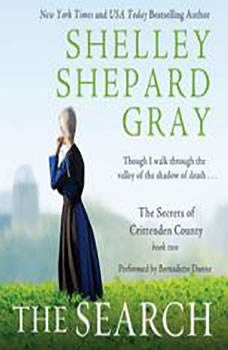 The Search: The Secrets of Crittenden County, Book Two, Shelley Shepard Gray