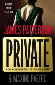 Private: Booktrack Edition Booktrack Edition, James Patterson