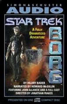 Star Trek Borg: Experience the Collective, Hillary Bader