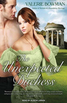 The Unexpected Duchess, Valerie Bowman