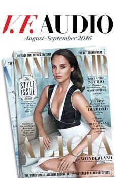 Vanity Fair: AugustSeptember 2016 Issue, Vanity Fair