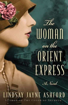The Woman on the Orient Express, Lindsay Jayne Ashford