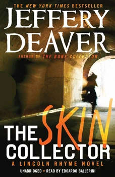 The Skin Collector, Jeffery Deaver