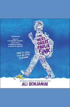 The Next Great Paulie Fink, Ali Benjamin