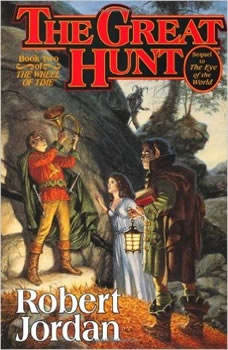 The Great Hunt, Robert Jordan