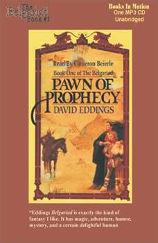 Pawn Of Prophecy, David Eddings