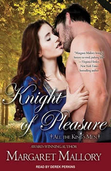 Knight of Pleasure, Margaret Mallory