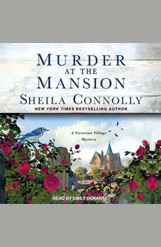 Murder at the Mansion, Sheila Connolly