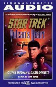 Star Trek: Vulcan's Heart, Josepha Sherman