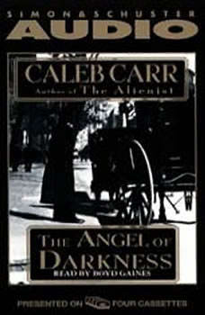 The Angel of Darkness, Caleb Carr