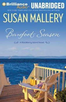 Barefoot Season: A Blackberry Island Novel A Blackberry Island Novel, Susan Mallery